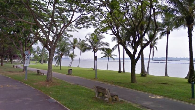 Man given stern warning over offensive remarks at Indian family at Pasir Ris Beach Park