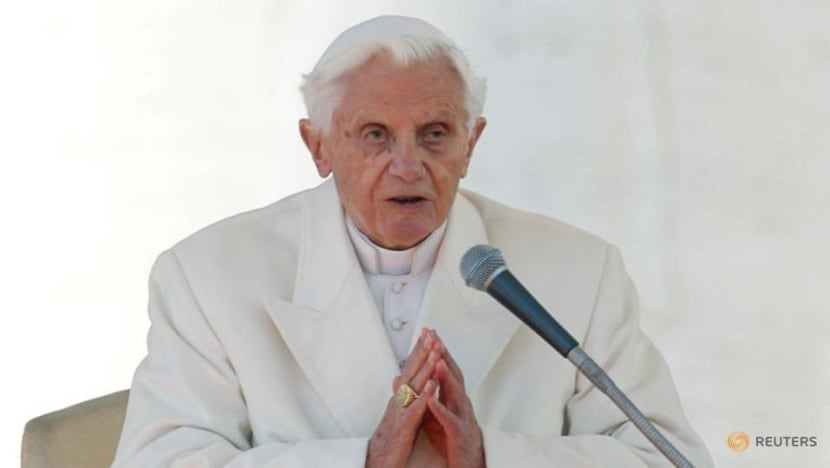 Former pope Benedict XVI 'extremely frail': Report