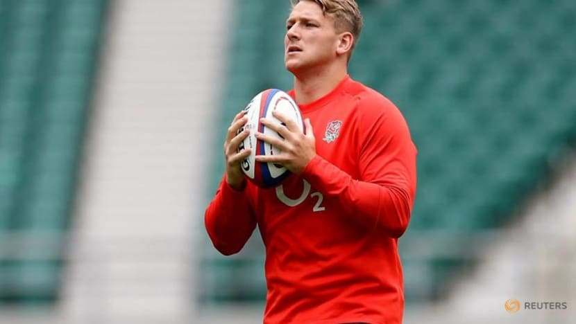 Rugby-Dombrandt finally gets his England chance against Canada