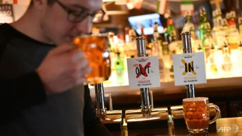 UK beer sales fall flat in coronavirus lockdown