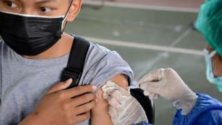 印尼雅加达未接种冠病疫苗病患 死亡率高出至少两倍