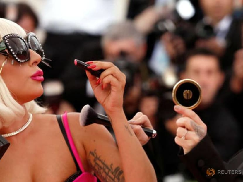 Lady Gaga announces cosmetics line for sale exclusively on Amazon