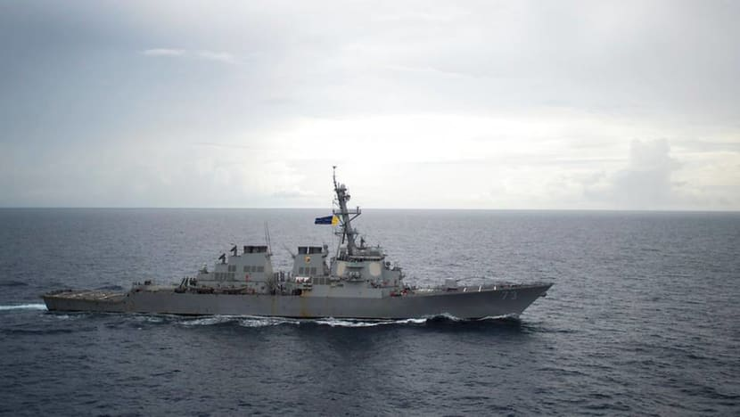 ASEAN nations express concern over US-China tensions in South China Sea