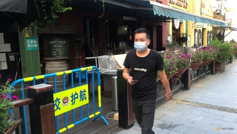 In China's Silicon Valley, COVID curbs pinch hardware startups