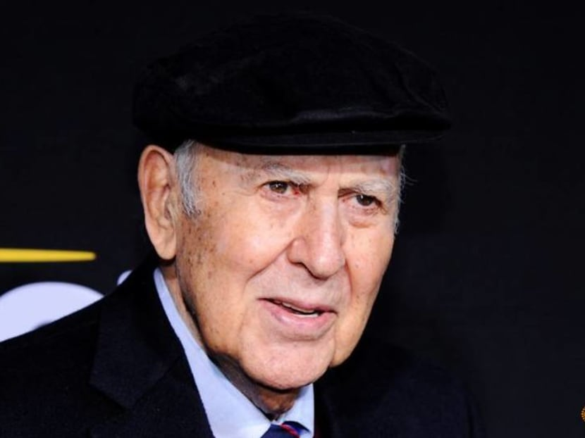 Carl Reiner, Ocean's Eleven actor and creator of Dick Van Dyke Show, dies at 98