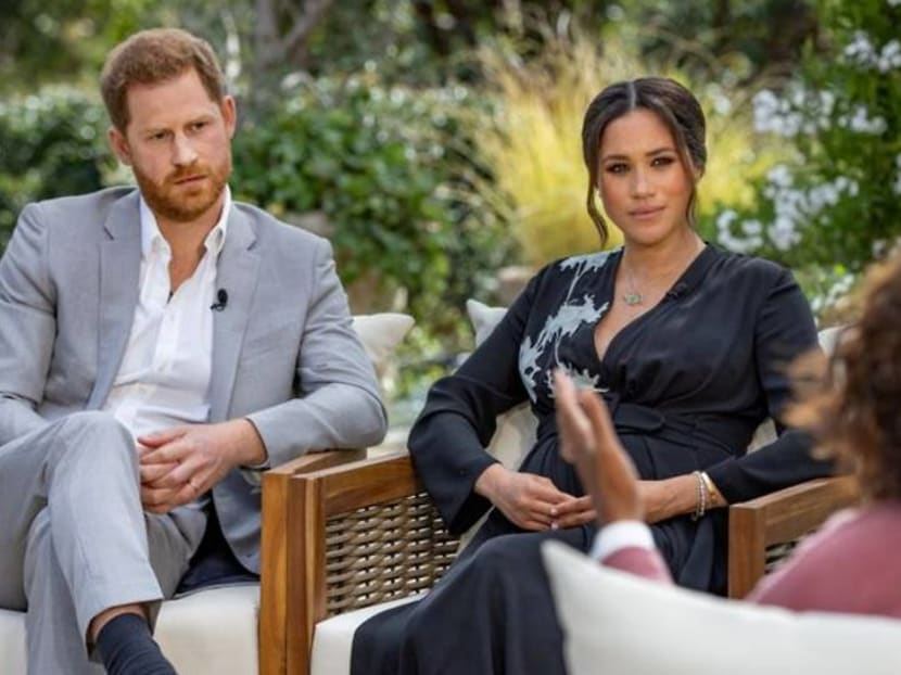 Prince Harry, Oprah open up for mental health documentary on Apple TV+