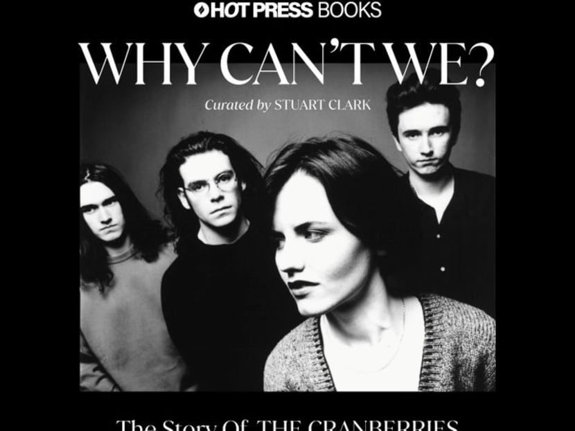 A Minute With: Guitarist Noel Hogan on The Cranberries new book
