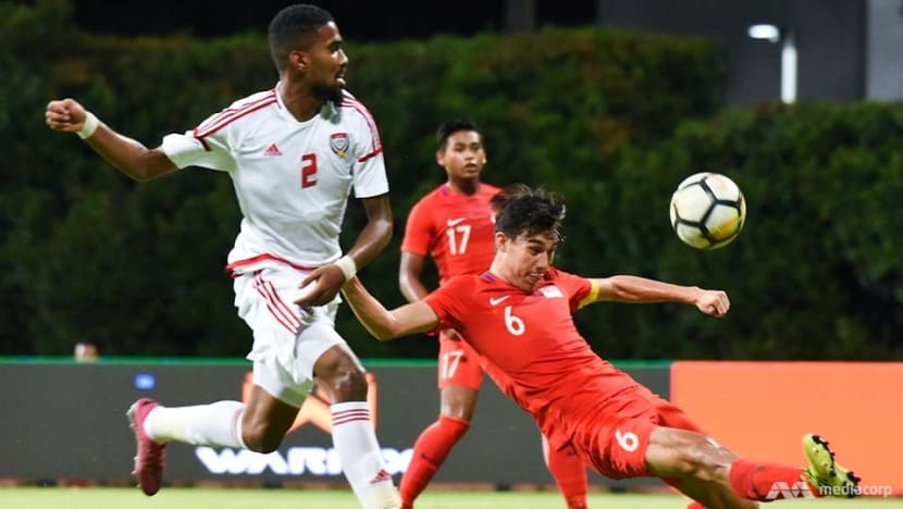 Football: Singapore handed tough draw for SEA Games