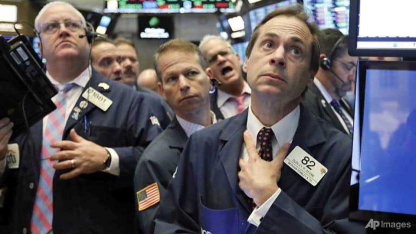 Early Wall Street rally evaporates, sending US stocks lower