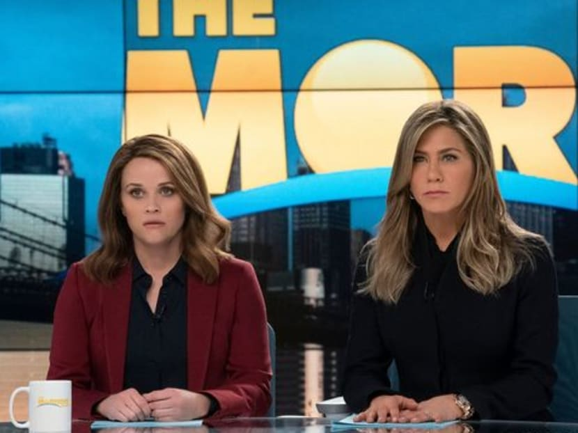 Apple's The Morning Show moves beyond #MeToo to COVID-19 and cancel culture