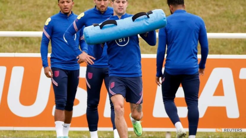 Soccer-Stones says England fully prepared if Germany game goes to penalties