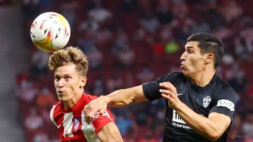 Football: Correa scores again as Atletico beat Elche after parading trophy