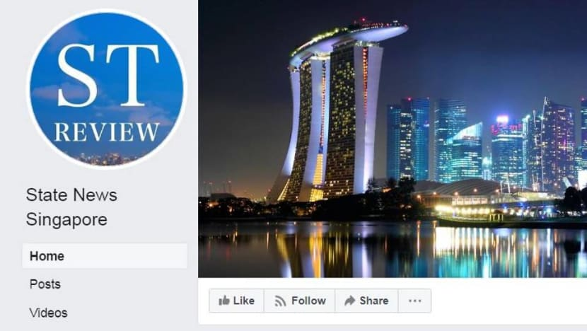 POFMA Office instructed to issue correction directions to Facebook pages of State News Singapore, Alex Tan