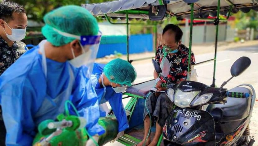 Singapore will send 200 oxygen concentrators to Myanmar to help fight COVID-19