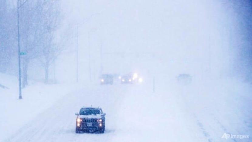 Storm brings heavy snow, closes Nebraska COVID-19 testing sites