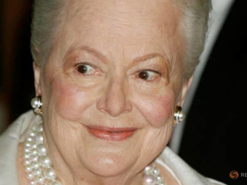 Hollywood legend Olivia de Havilland's Dior outfits up for auction