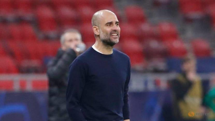 Football: Guardiola says Man City win streak may be greatest achievement