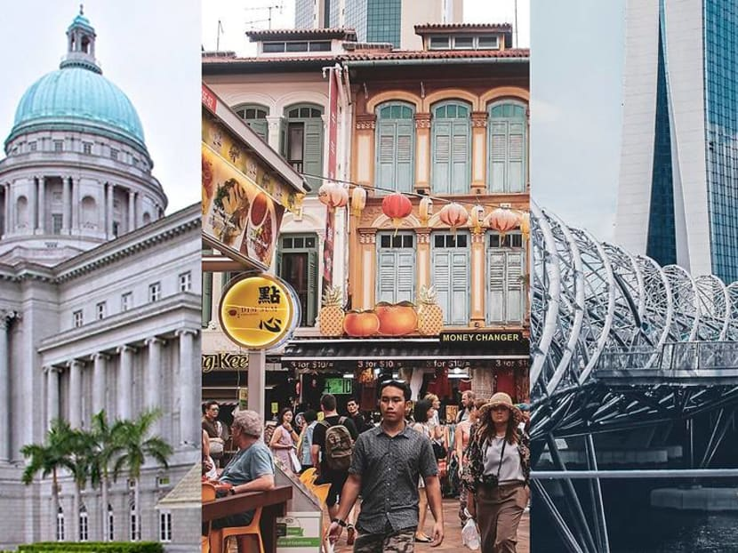 Why Singapore was chosen as a filming location for HBO's hit series Westworld