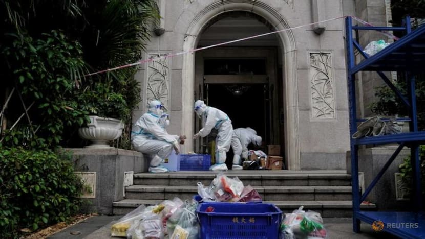 China's Guangzhou city imposes more COVID-19 measures