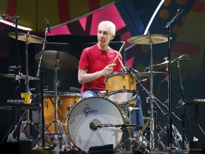 Rolling Stones drummer Charlie Watts dies at 80 after tour pull out