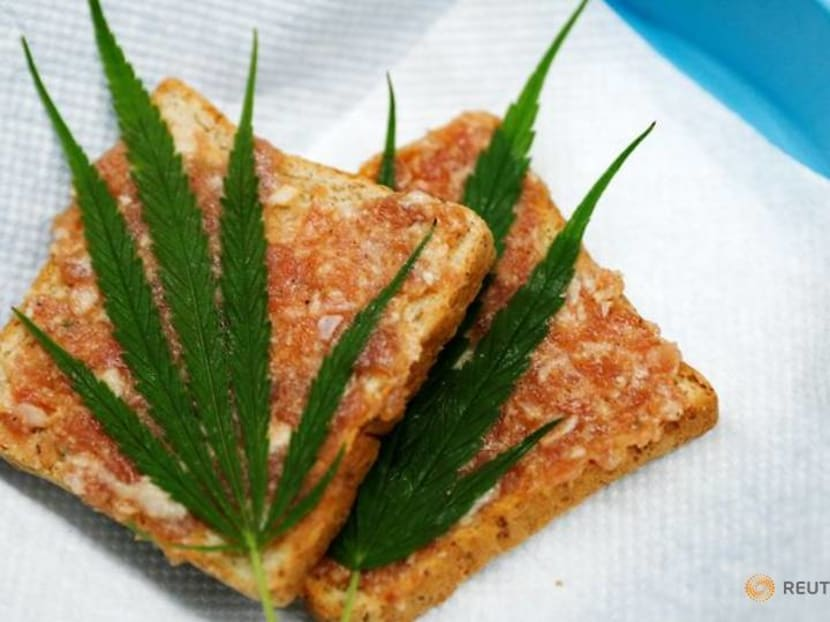 A restaurant in Thailand serves up cannabis cuisine to happy customers