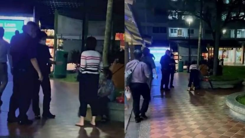 Online social media posts alleging police officers bullied elderly woman are not true: SPF