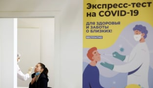 Russian regions introduce QR codes for entry to public venues as COVID-19 cases hit record