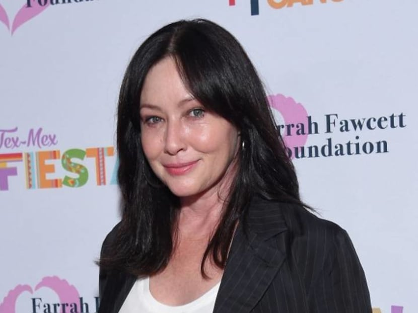 Charmed actress Shannen Doherty diagnosed with stage 4 breast cancer