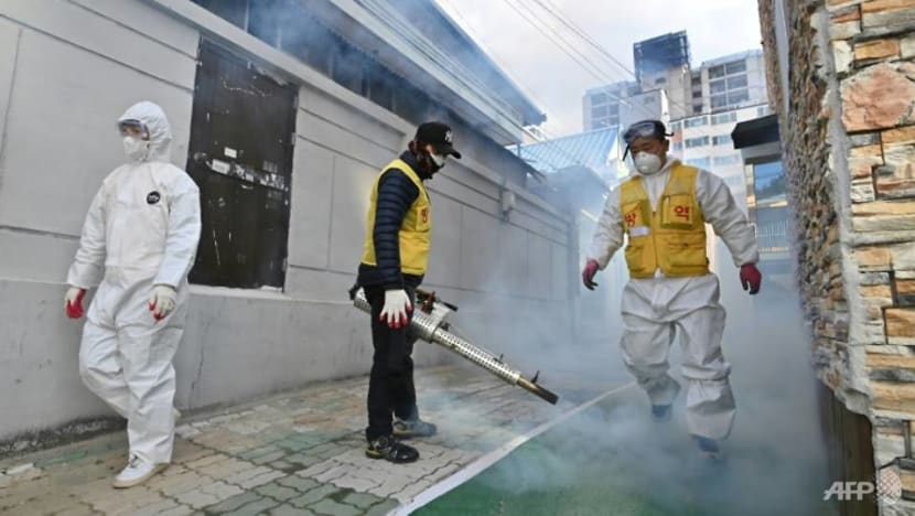 South Korea declares 'war' on coronavirus as cases rise past 5,000