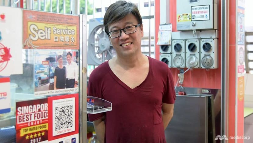 Going cashless at hawker centres: Challenges and opportunities