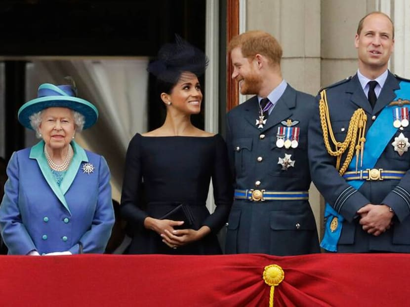 Royal funeral offers chance for Princes William and Harry to reconcile