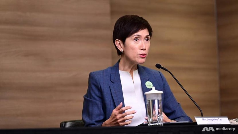 Companies affected by Malaysia travel restrictions to get financial support: Josephine Teo