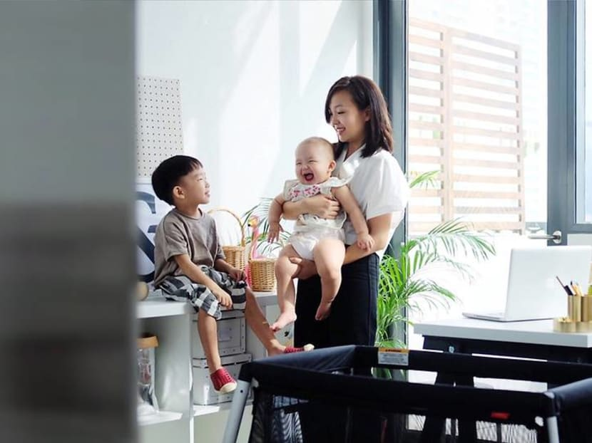 Creative Capital: This young-at-heart 'mumpreneur' is a role model for other mothers