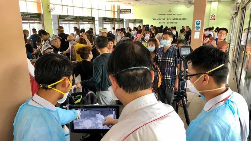 Wuhan virus: Malaysia tightens health screening at all entry points