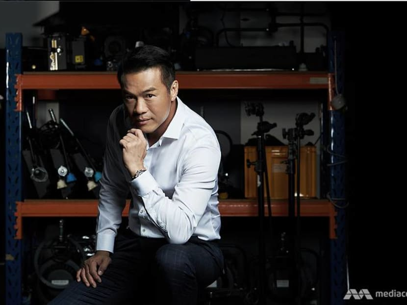 You're not young any more: Doctor tells 'hunkle' Zheng Geping to stop working out