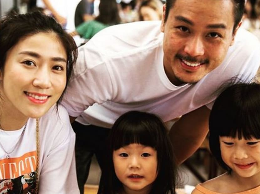 Andie Chen made 15-min decision to relocate family; signs Taiwan contract