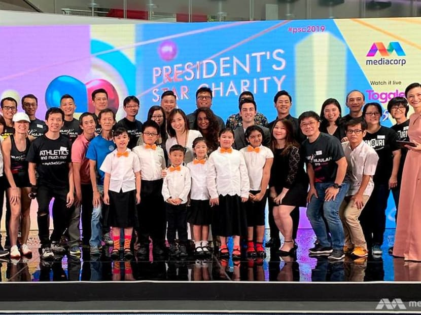 Tan Chuan-Jin to run for donations at President's Star Charity 2019