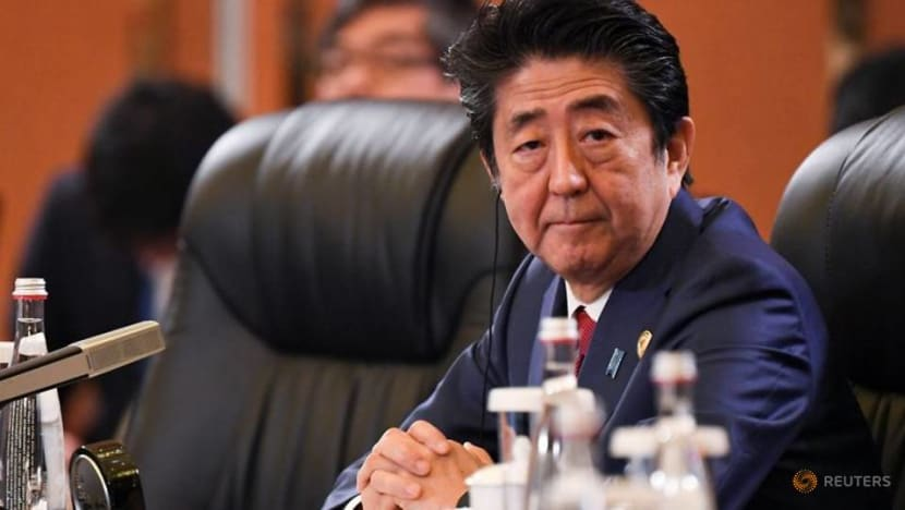 Commentary: Japan PM Shinzo Abe wants to revise Constitution clause on defence but faces huge obstacles