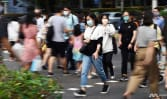 Singapore reports 3,439 new COVID-19 cases and 16 more deaths