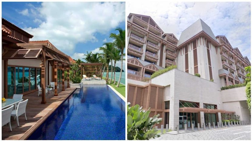 2 Resorts World Sentosa hotels to suspend bookings for 1 month after failing to comply with COVID-19 measures: STB