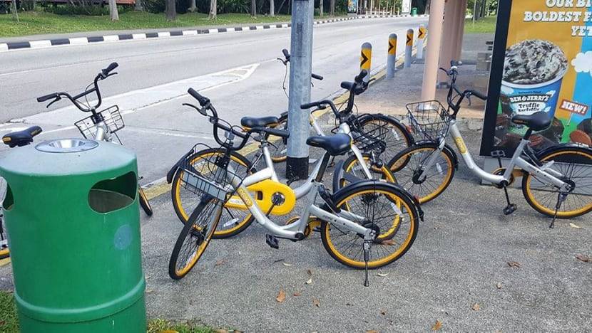 QR code parking system for shared bicycles to start next year; offenders face fines, bans