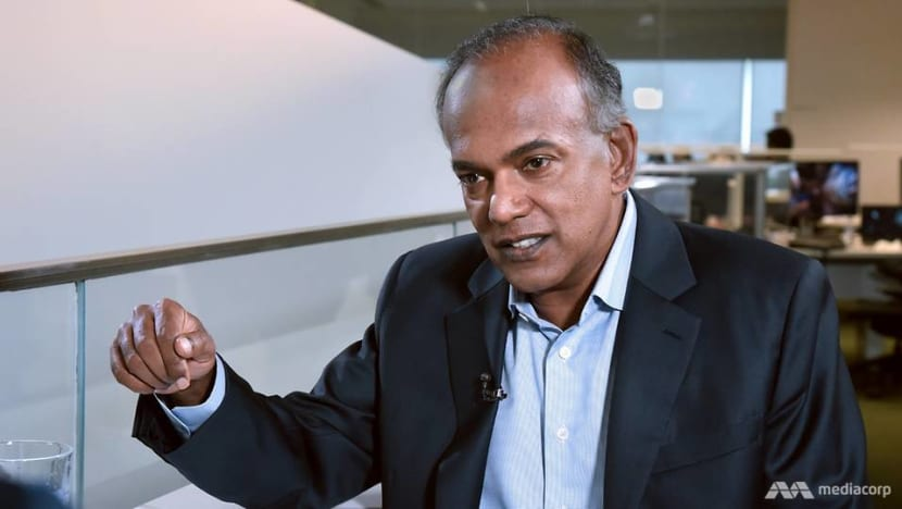Proposed law on falsehoods has 'clear oversight mechanism' to prevent abuse by Government, says Shanmugam