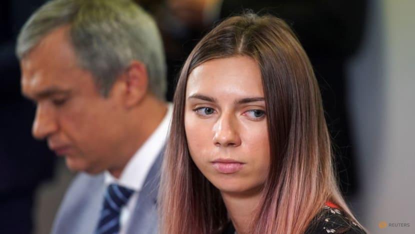 Belarusian sprinter who defected plans to run for Poland