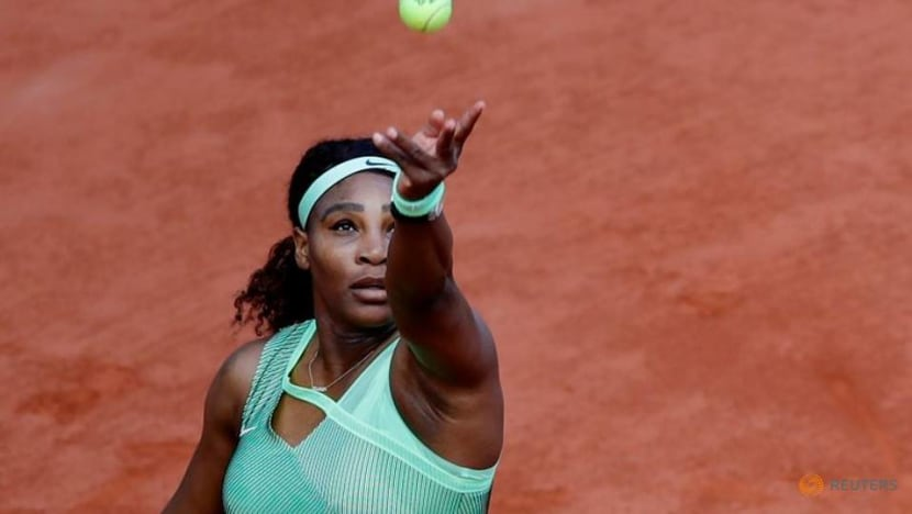 Tennis-Williams stunned by Rybakina in French Open fourth round