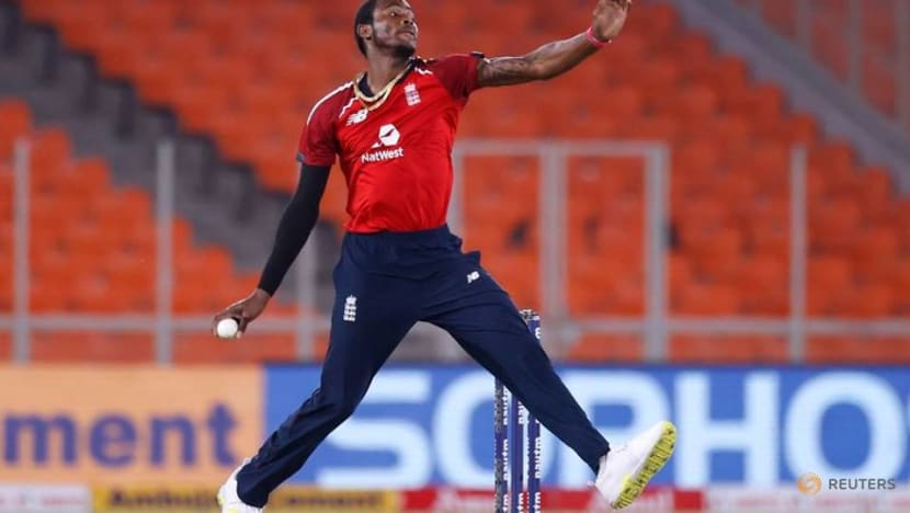 Cricket-England paceman Archer to sit out rest of IPL season, says ECB