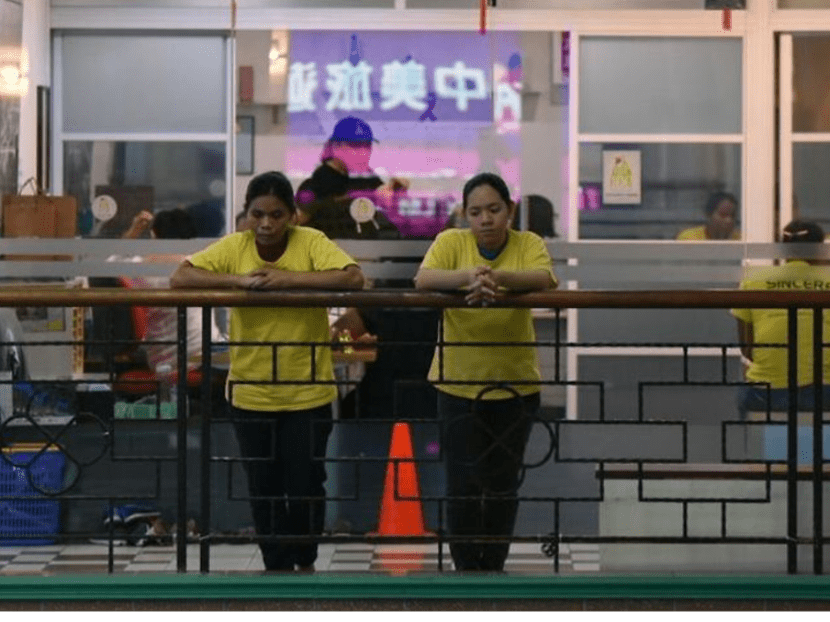 Commentary: It should not be this hard to hire a foreign domestic worker