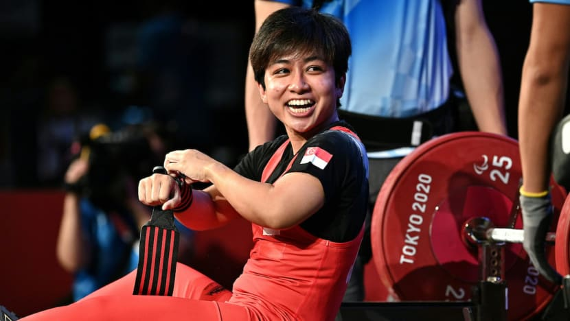 Paralympics: Singapore powerlifter Nur 'Aini finishes 6th at maiden Games