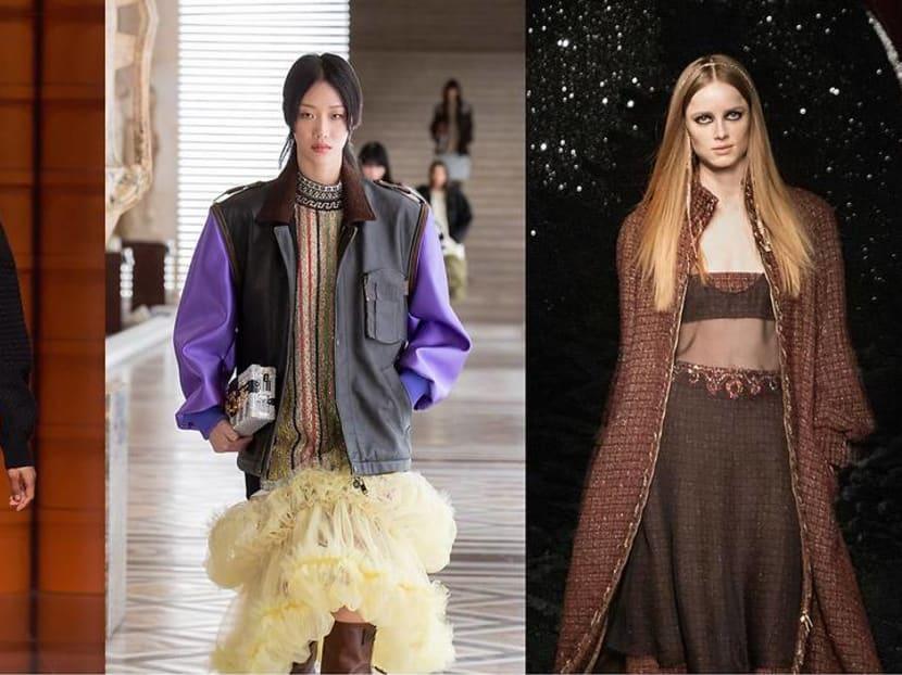 What's trending in fashion? A new Birkin, oversized jackets and sheer dresses