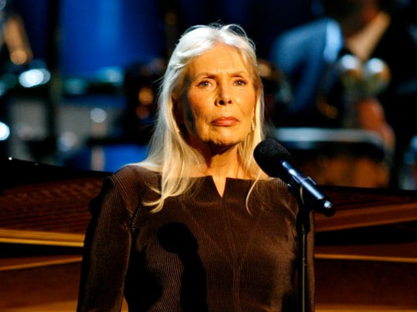 Joni Mitchell to be honored by music world