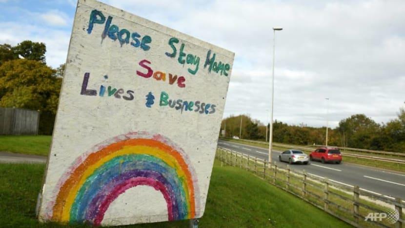 UK needs three-week lockdown for COVID-19 reset: Government adviser